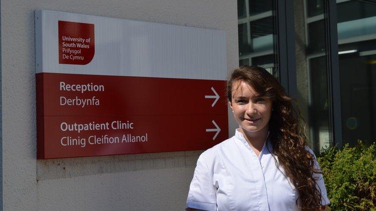 Chiropractic Student- Sarah Murray