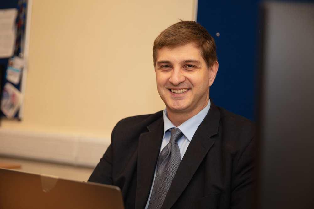 Prof Christian Kaunert