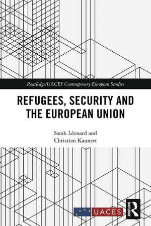 Christian Kaunert book on refugees
