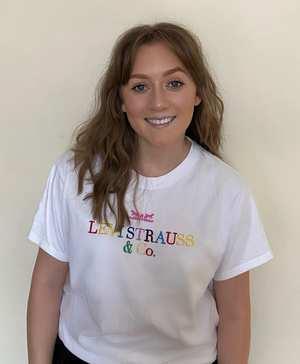 Cold Case Unit - student Leah Reed