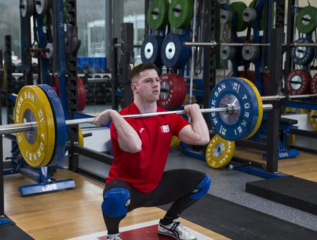 Conor Blacklock - Strength and Conditioning