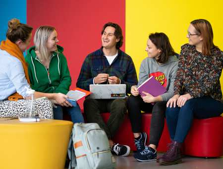 Counselling Students at USW Newport _41415.jpg