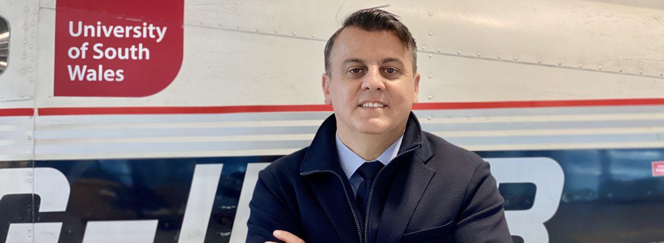 Mark Periotti - USW Dubai Visiting Professor