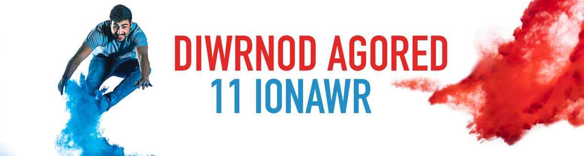 DIWRNOD AGORED