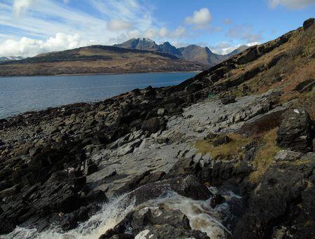 Inner Hebrides Geology Degree