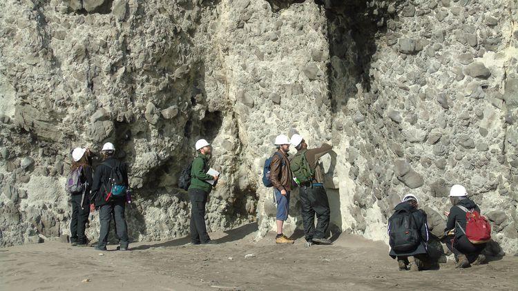 Geology Degree Field Trip