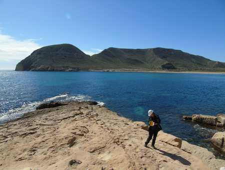 Geology Degree Field Trip to Almeria, southern Spain