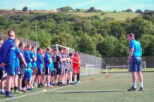 Foundation Degree Community Football Coaching and Development 2016
