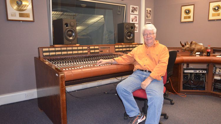 Ken Scott Music
