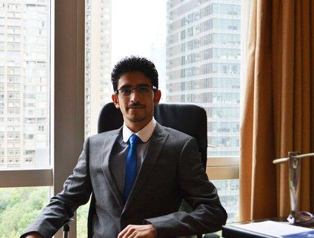 Sadik Omairey, MSc Civil Engineering graduate