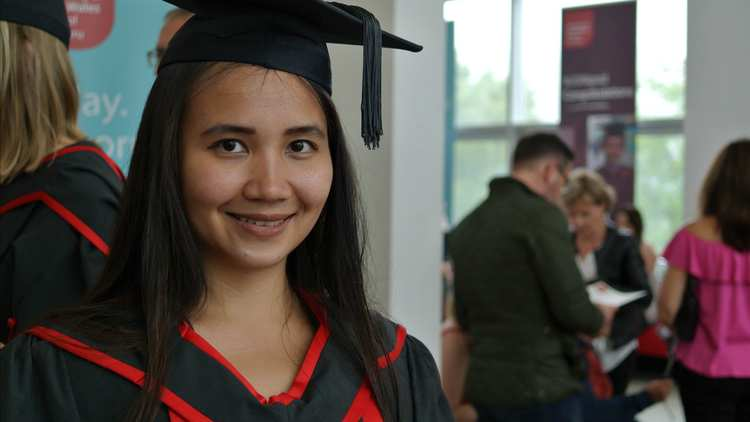 Kamaliah Kamar - BSc Hons International Business (Top-Up)