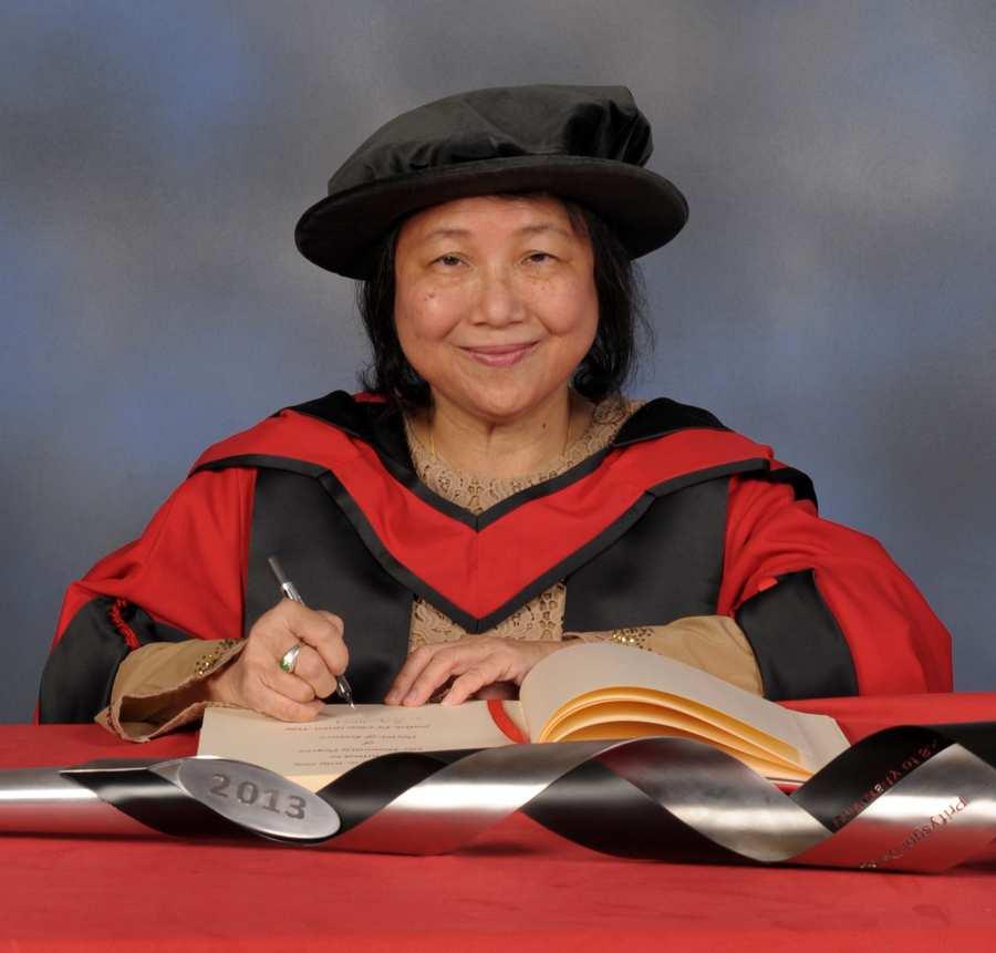 Datuk Dr Choo Yuen May