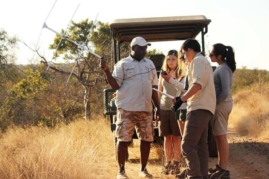 David Lee IWB South Africa trip