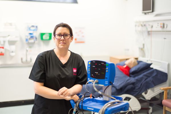 Della Powell is a Registered Adult Nurse who trained in the RAF and spent many years working within critical care. Before joining USW, Della worked as a community palliative care specialist nurse. She was awarded the Queen's Nurse Title in 2016