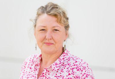 Diane O'Sullivan, course leader