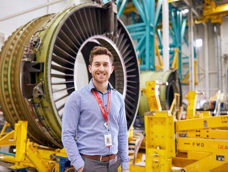 Dominic Dare, AME graduate ad GE employee.jpg