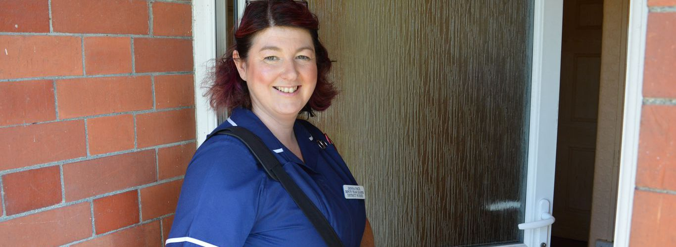 district nursing - community health studies