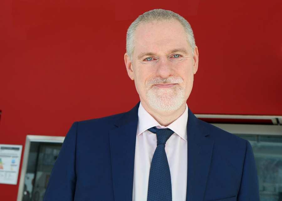 New USW VC Dr Ben Calvert April 2021