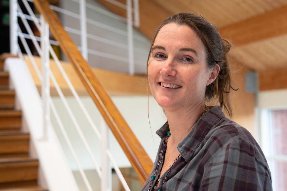 Dr Emma Hayhurst -Woman in Science