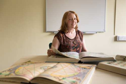 Dr Jane Finucane, history research