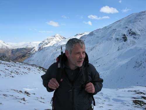 Associate Professor Duncan Pirrie, Geology lecturer