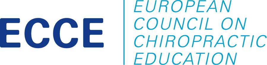 European Council on Chiropractic Education logo
