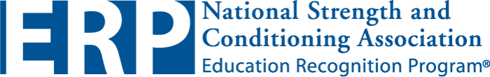 National Strength and Conditioning Association recognition program logo
