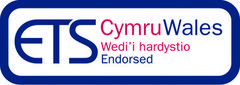 Accredited by Education Training Standards Wales