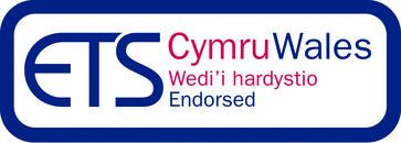 Education Training Standard Wales endorsed logo