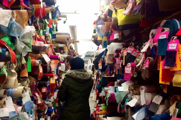 New York's Garment District