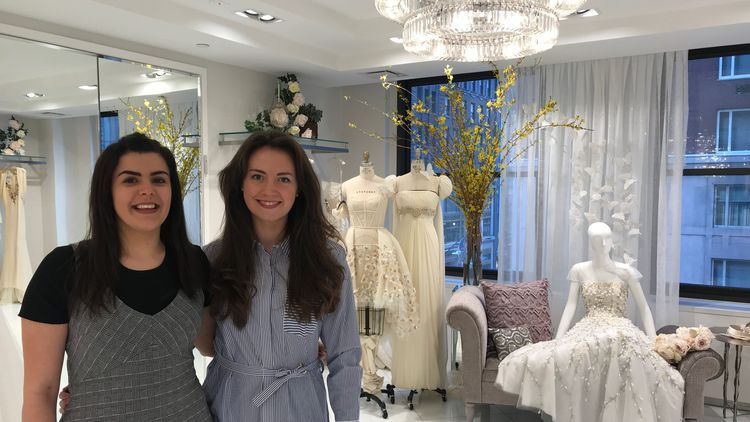 Elisedd Howells Fashion New York placement