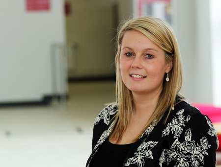 Emily Edmunds - business student
