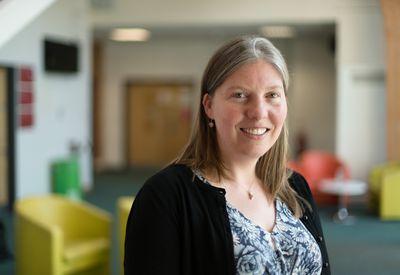 Dr Emily Steggall