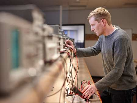 Engineering-Electrical open day highlights