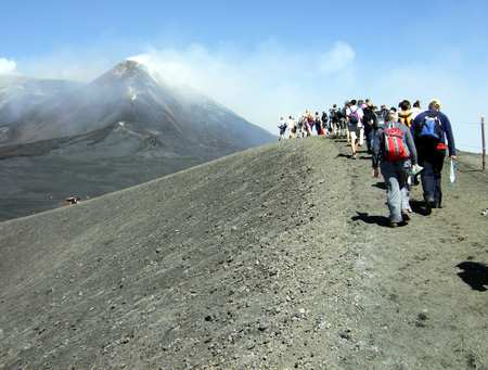 Geology field trip to Mount Etna
