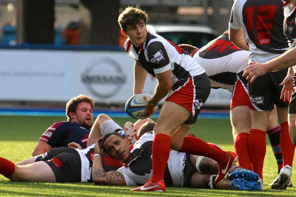 Evan Ash rugby
