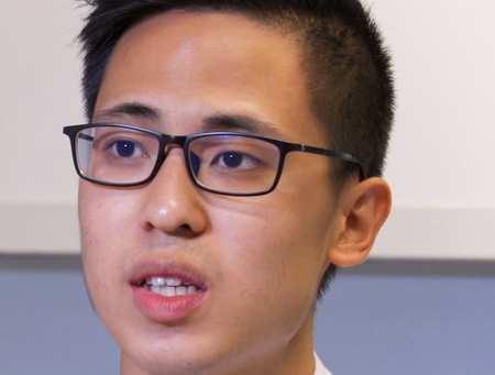Ezra Chiro Student from Malaysia