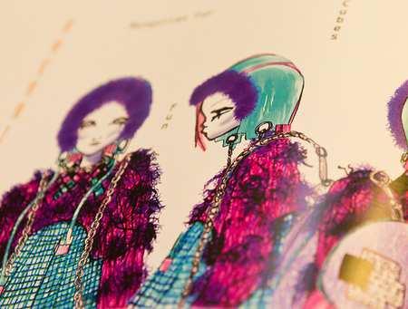 Fashion Design Subject Area Image
