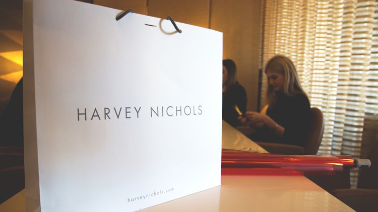 Harvey Nichols Fashion Promotion
