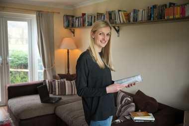 Fay Smith - Social Work graduate