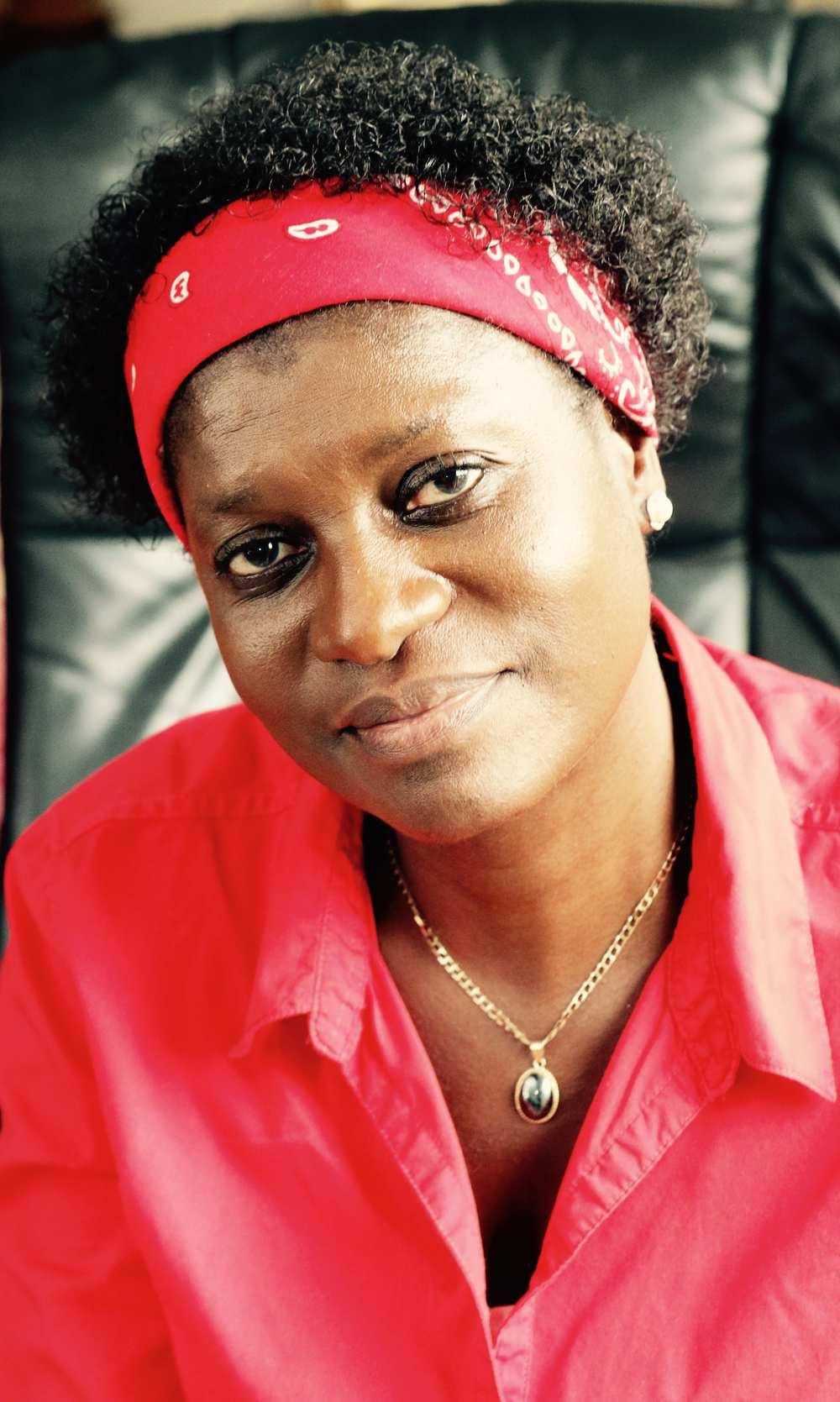 Florence Ayisi, Documentary film-making lecturer. Zanzibar Soccer Queens.