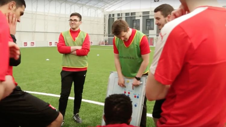 Football Coaching - Adolescent Performers module in year two