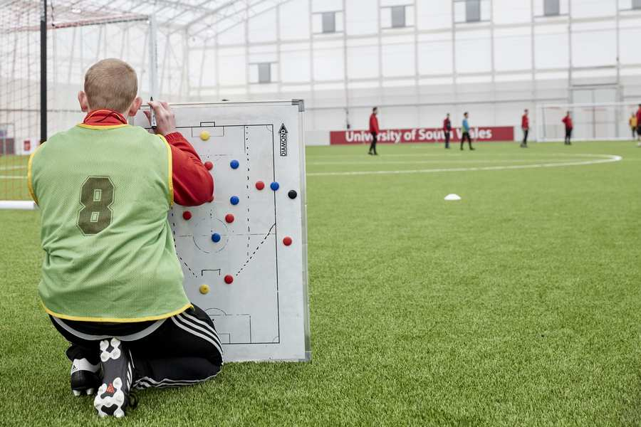 Football Coaching USW Sport Park