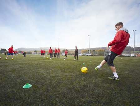 Football at USW Sport Park