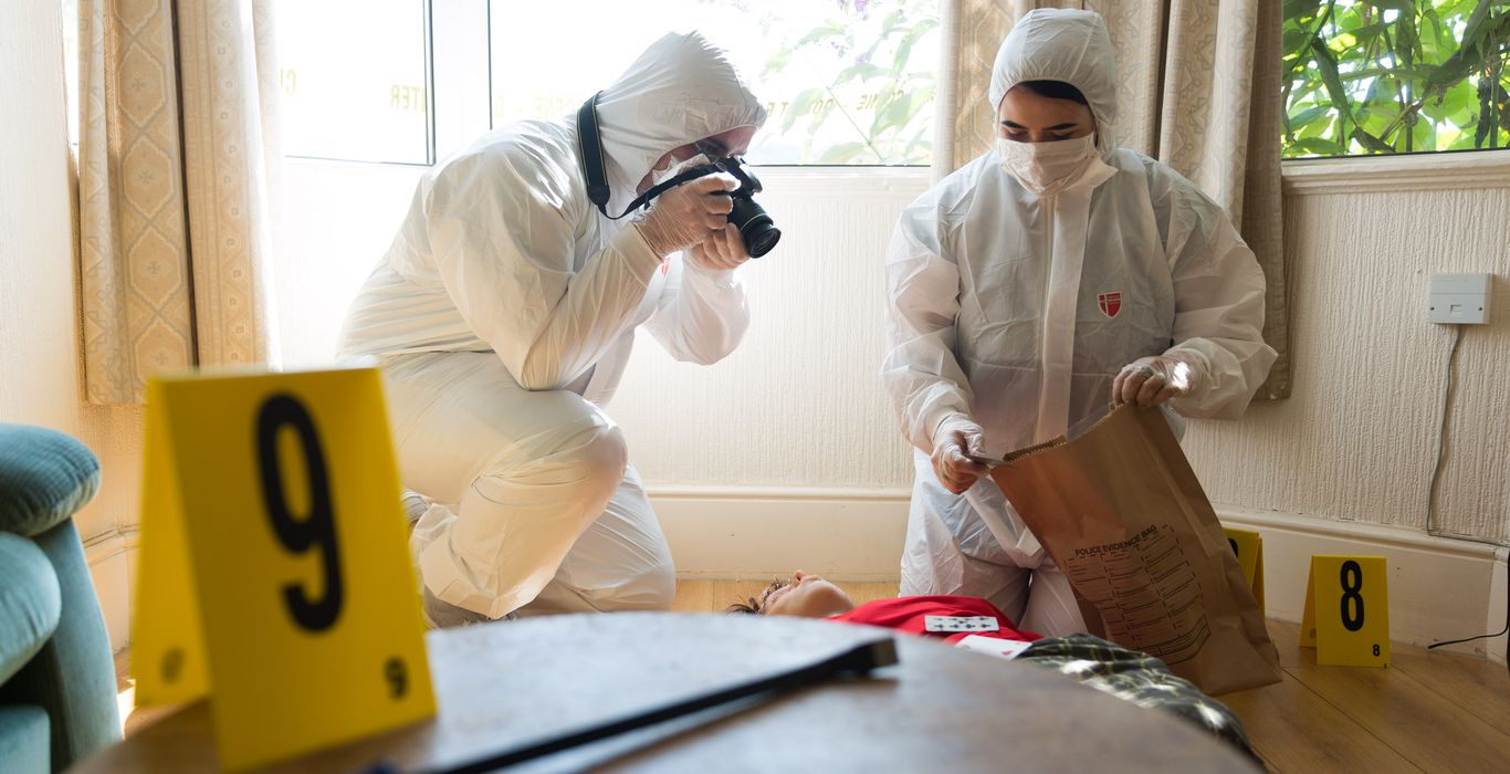 Bsc Hons Forensic Investigation University Of South Wales
