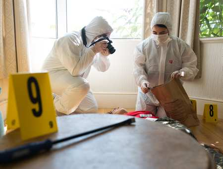 Course image: MSci and BSc Forensic  Investigation at University of South Wales