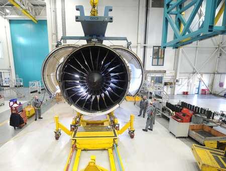 GE Aviation Wales