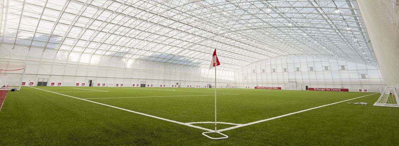 Indoor Football Pitch