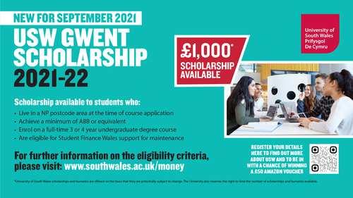 Gwent Scholarship