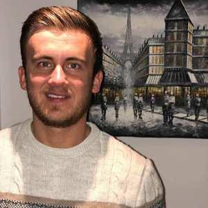 Gareth Martinson - CheekyRub & CheekyCaress - Springboard Startup Award winner - November 2020. Neil Gibson